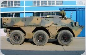 装甲车改装